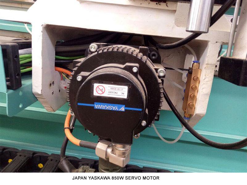 Japan Yaskawa 850w servo motor