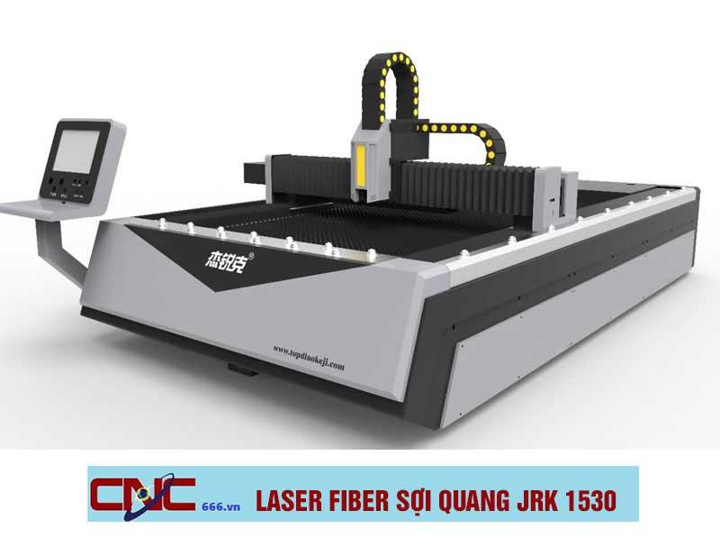 Máy Khắc Cắt Laser Fiber Sợi Quang JRK 1530