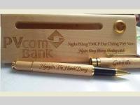 Khắc Cắt CNC Laser Chữ Trên Bút