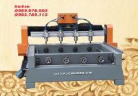 Máy Khắc Cắt CNC QMM-1310